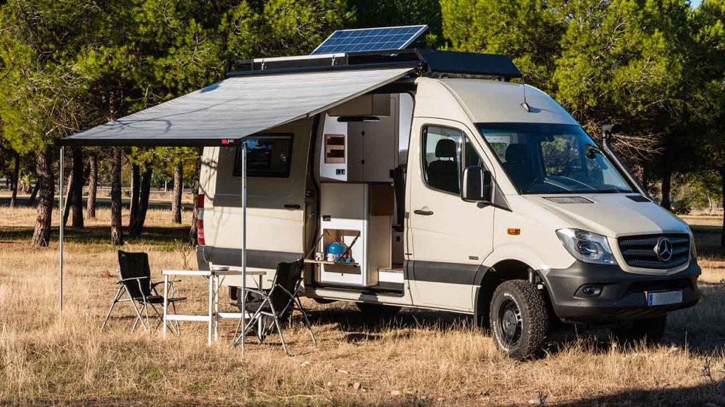 Aménager voiture en camping car
